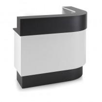 REM Suflo Reception Desk : 122cm Width