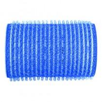 Sibel Velcro Rollers Dark Blue 40mm x 6