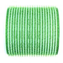 Jumbo Velcro Rollers Green 61mm x 6