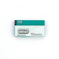 Tondeo TCR Razor Blades x 10 Short