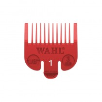 Wahl Coloured Attachment Comb No.1 Red 3mm
