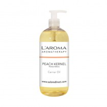 L'aroma Peach Kernel Carrier Oil 500ml