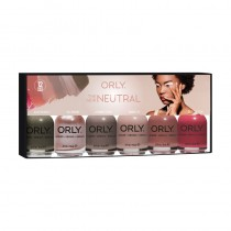 Orly New Neutral 6pc Kit