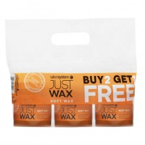 Salon System Just Wax Soft Wax Special Offer Pack