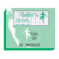 Ballet Stainless Steel Needles F3 003 (x50)