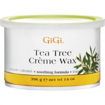GiGi Tea Tree Creme Wax 396g/14oz