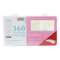 The Edge Olympic Tips x 360 Assorted (Boxed)