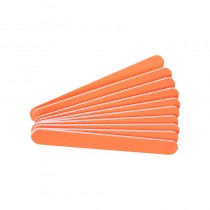 The Edge Neon Orange File 180/180 Grit (Pack of 10)