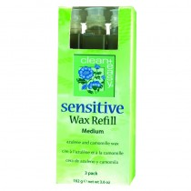Clean + Easy Sensitive Medium Refill 103g (x3)