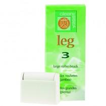 Clean + Easy Leg Large Roller Head (x3)