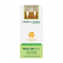 Clean + Easy Original Medium Refill 103g (x3)