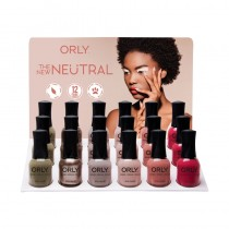 Orly New Neutral 18pc collection