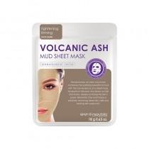 Skin Republic Volcanic Ash Mud Sheet Face Mask 18ml