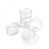 Small Storage Stack Jars (6 Compartments)