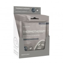 BeautyPro THERMOTHERAPY Warming Silver Foil Mask With Vitamin C And Green Tea Box Of 12