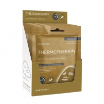 BeautyPro THERMOTHERAPY Warming Gold Foil Mask With Hyaluronic Acid And Q10