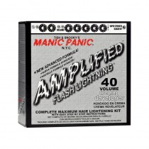 Manic Panic Bleach Amplified Flash Lightning Kit 40 Vol