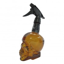 Skull Barber Water Spray 600ml Amber