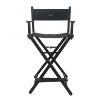 Lotus Make Up Chair Without Headrest Black