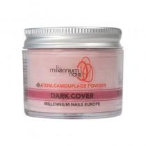 Millennium Atom Camouflage Acrylic Powder Dark Cover 50g