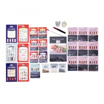 Millennium Mega Nail Art Kit