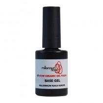 Atom Ceramic Gel Polish Base Gel 15ml by Millennium Nails