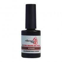 Atom Ceramic Gel Polish Khaki 15ml By Millennium Nails