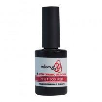 Atom Ceramic Gel Polish Post Box Red 15ml by Millennium Nails