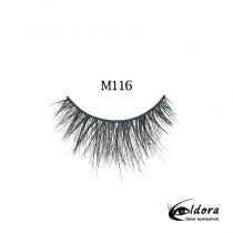 Eldora Multi-Layered Strip Lashes M116