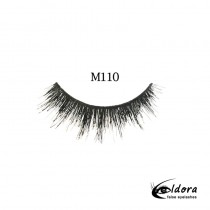 Eldora Multi-Layered Strip Lashes M110