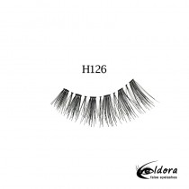 Eldora Strip Lashes H126