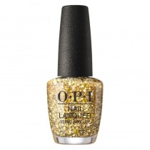 OPI Nail Lacquer Gold Key To The Kingdom Christmas Nutcracker 15ml