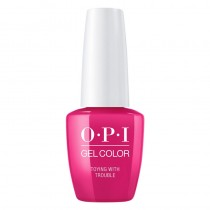 OPI Gelcolor Toying with Trouble Christmas Nutcracker 15ml
