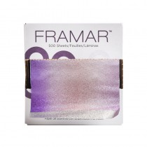 Framar Holiyay Pop Up Foil Sheets x 500 (25cm x 13cm)