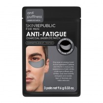 Skin Republic Mens Caffeine Under Eye Patches 3 Pairs