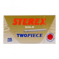 Gold Two Piece Needles F2G Short