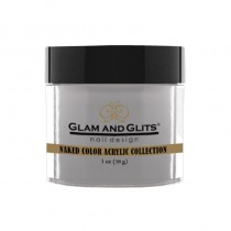 Glam and Glits Naked Acrylic Collection Gray Gray 28g