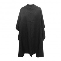 Salons Direct Black Camouflage Barber Cape with Popper Fastening