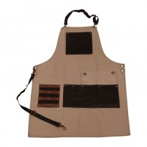 Dark Stag Barber Apron