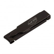 Dark Stag Matte Black Nail Clipper
