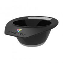 Prism Pot Goggled Eyed Grey Tint Bowl