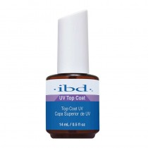 ibd UV Top Coat 0.5oz/14ml