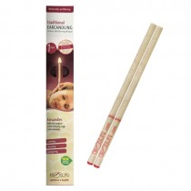 Biosun Ear Candles Traditional Honey + Sage x 1 Pair