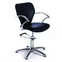 REM Miranda Hydraulic Styling Chair Black Only