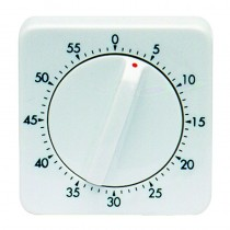 Mechanical Timer White