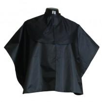 Salons Direct Extra Protective Shoulder Cape Black