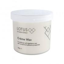 Lotus Creme Wax 425g