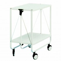 Skinmate Folding Beauty Trolley