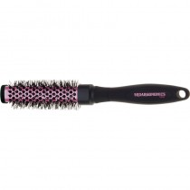 Denman Squargonomics Pink 25mm Square Barrel DSQ2 Brush