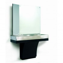 REM Duke Standard Barbers Unit without Stainless Steel Basin